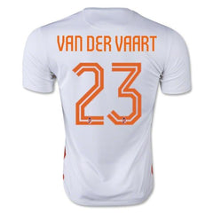 Netherlands 15-16 Away Jersey Van der Vaart #23 - IN STOCK NOW - TNT Soccer Shop