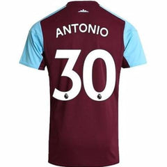 West Ham 17/18 Home Jersey Antonio #30 Jersey TNT Soccer Shop
