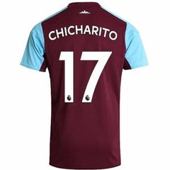 West Ham 17/18 Home Jersey Chicharito #17 Ready to Ship! - IN STOCK NOW - TNT Soccer Shop