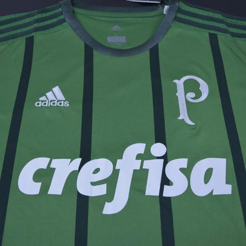 887cb4c9792 Palmeiras 17 18 Home Jersey - IN STOCK NOW - TNT Soccer Shop
