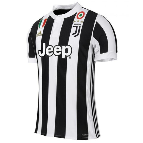 14503a457 ... Douglas Costa  11. Juventus 17 18 Home Jersey Chiellini  3 - IN STOCK  NOW - TNT Soccer