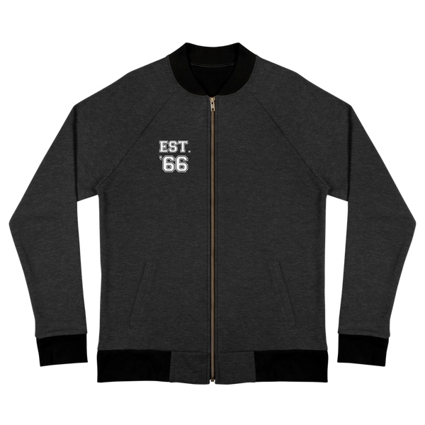 Black Panther Party Fleece Jacket