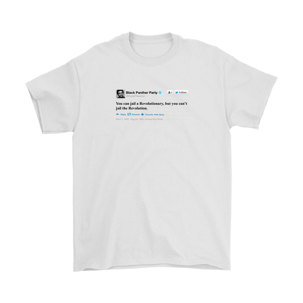Huey Newton Tweet T-Shirt