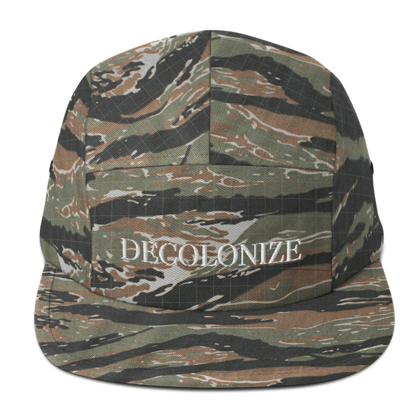 Decolonize 5 Panel Hat