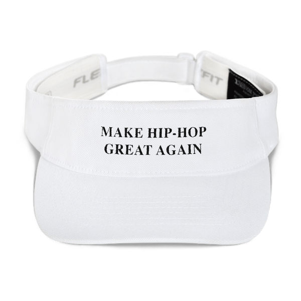 Make Hip-Hop Great Again Visor Hat