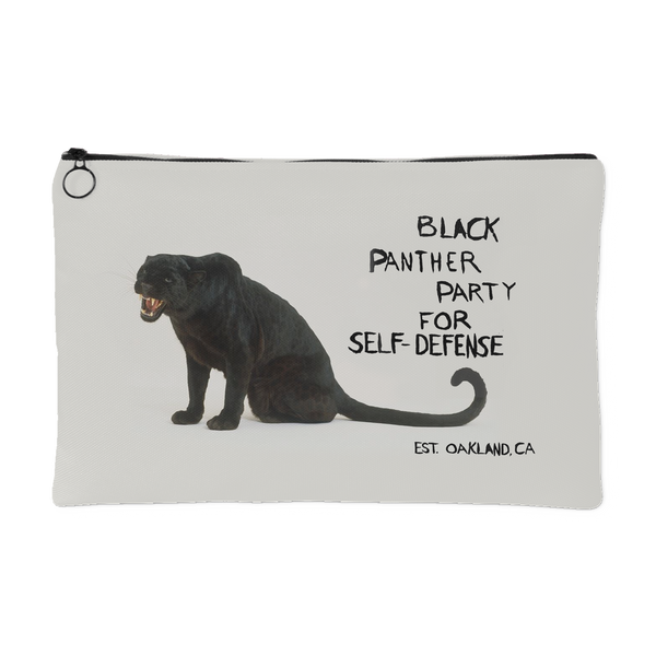 Black Panther Party for Self-Defense Canvas Pouch
