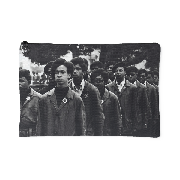 Brothers of the Black Panther Party Canvas Pouch