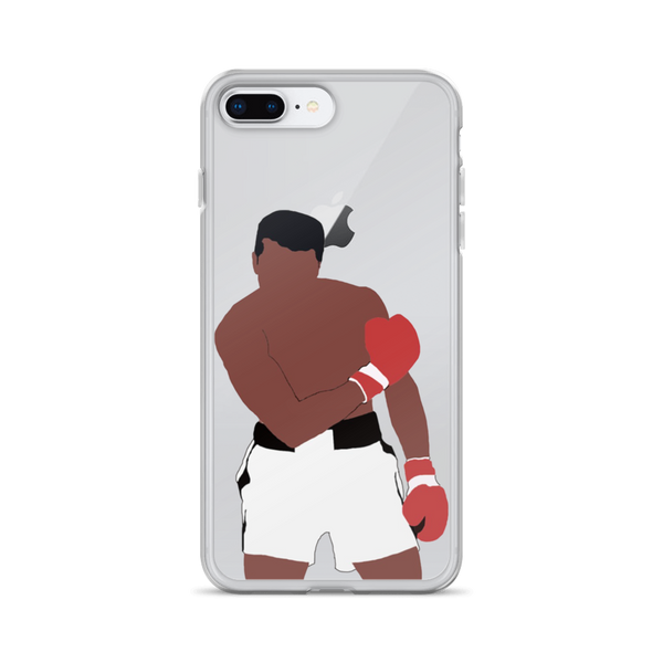 Muhammad Ali iPhone Case