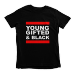 Young, Gifted & Black Youth Shirt