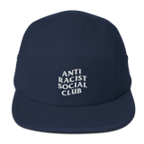 Anti Racist Social Club 5 Panel Hat