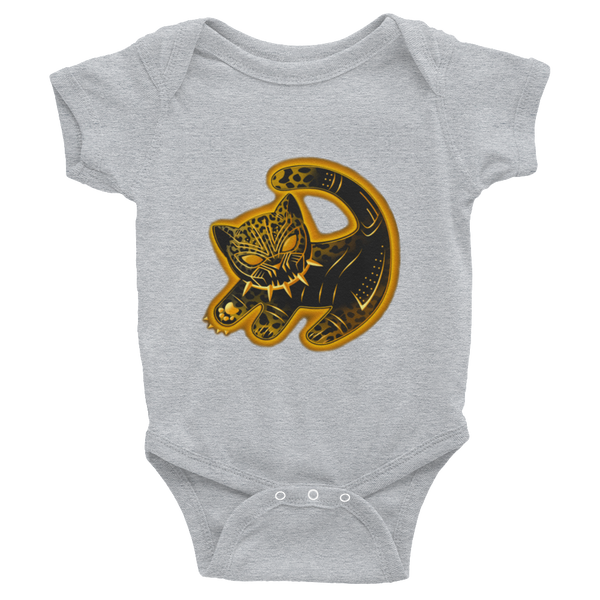 Baby Killmonger Infant Onesie