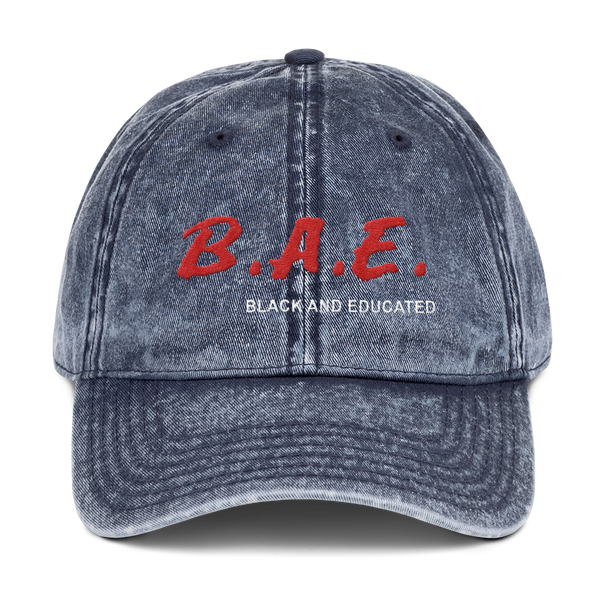 B.A.E. Washed Vintage Dad Hat
