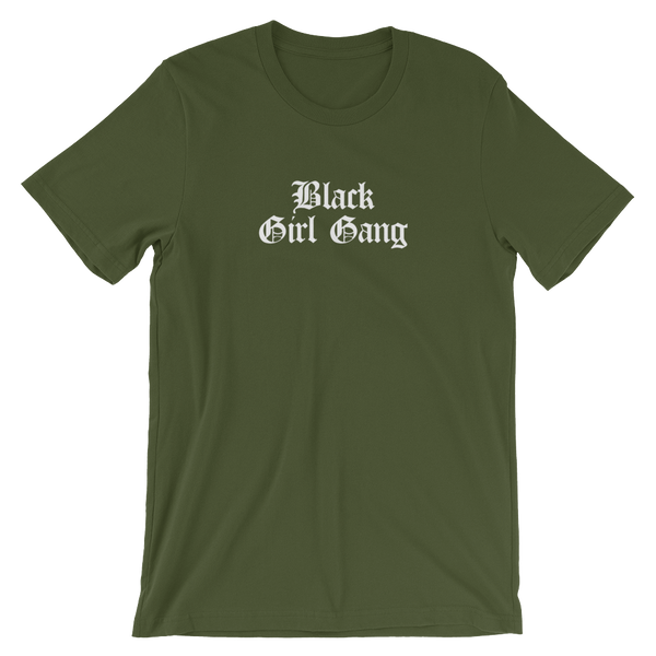 Black Girl Gang T-Shirt