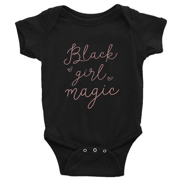 Black Girl Magic Infant Onesie
