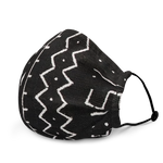 Mudcloth Print Face Mask