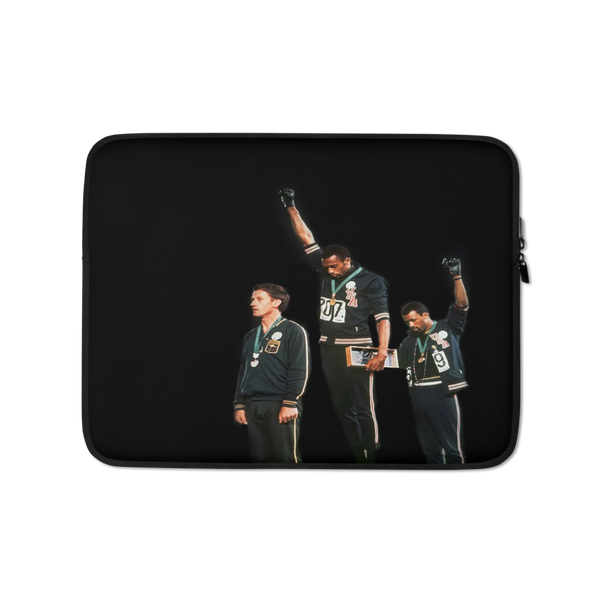 Black Power Olympics Laptop Sleeve