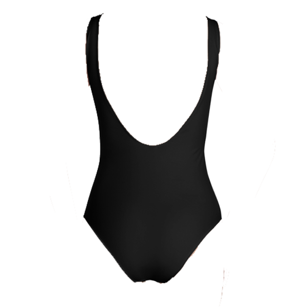 Melanin Chemical Equation One-Piece Swimsuit