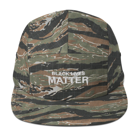 Black Lives Matter 5 Panel Hat