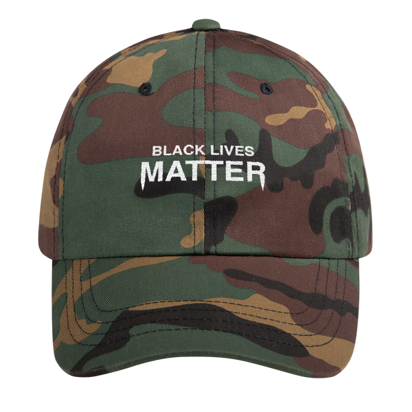 Black Lives Matter Dad Hat