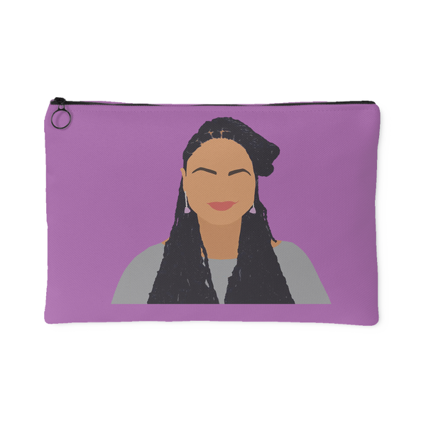 Ava DuVernay Canvas Pouch