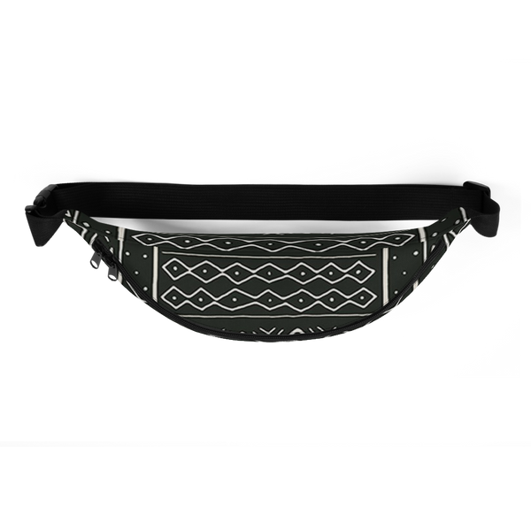Mudcloth Print Fanny Pack