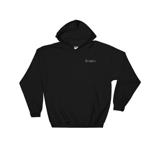 Boujee Embroidered Hoodie