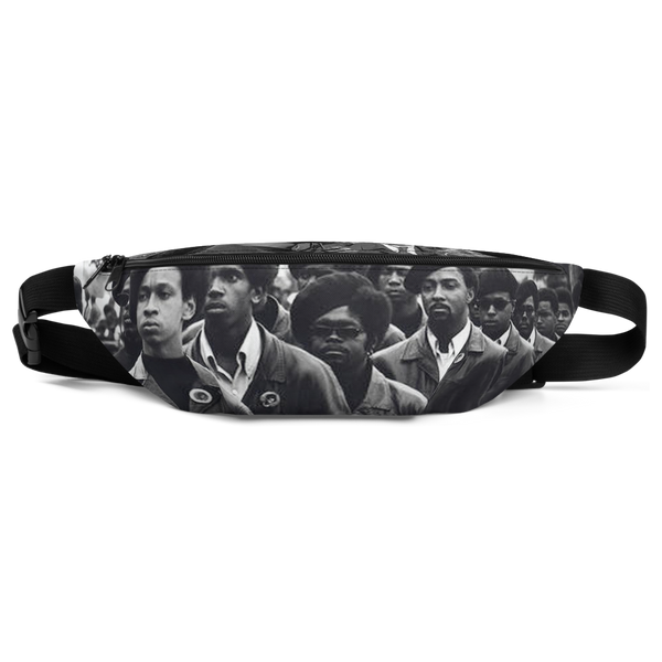 Brothers of the Black Panther Party Fanny Pack