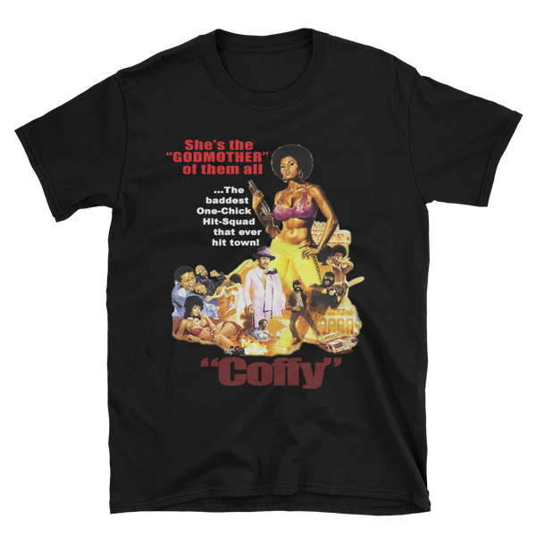 Vintage Coffy Blaxploitation Shirt