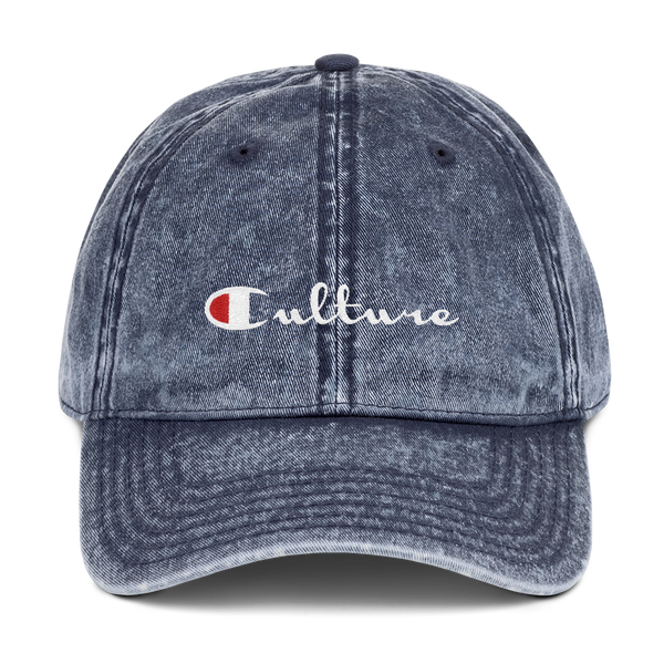 Culture Washed Vintage Dad Hat