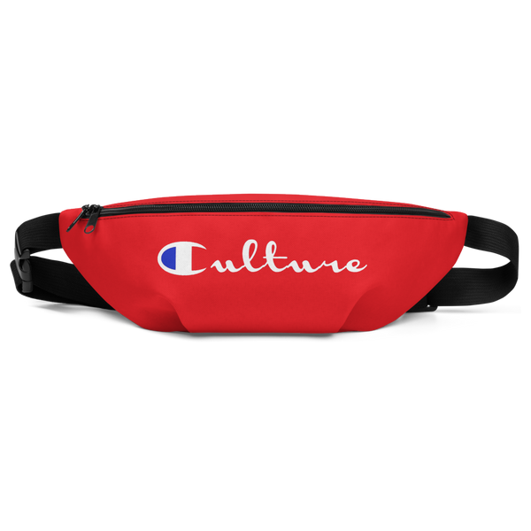 Culture Fanny Pack