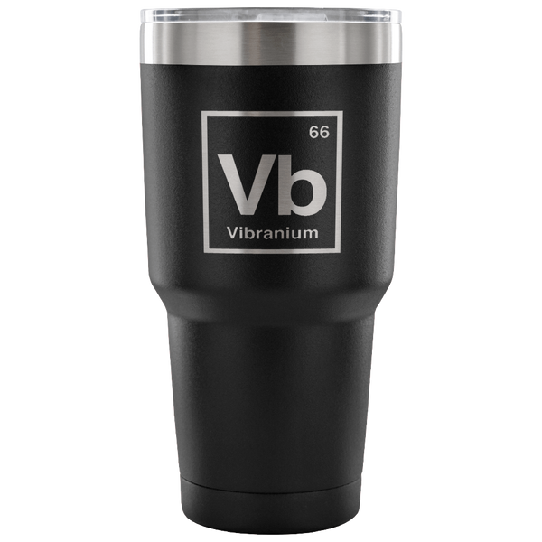 Vibranium Element Insulated Travel Mug