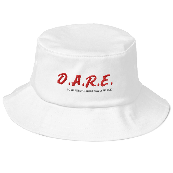 Dare To Be Unapologetically Black Bucket Hat