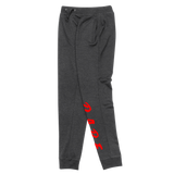 Dare to Be Unapologetically Black Skinny Joggers
