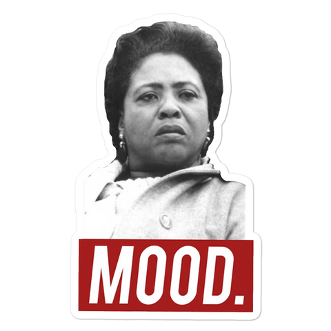 Fannie Lou Hamer is a Mood Sticker