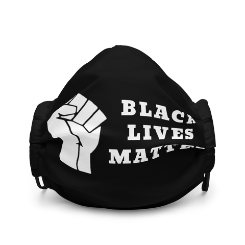 BLM Fist Face Mask