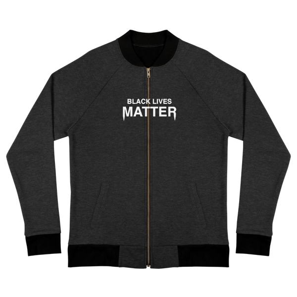 Black Lives Matter Fleece Jacket