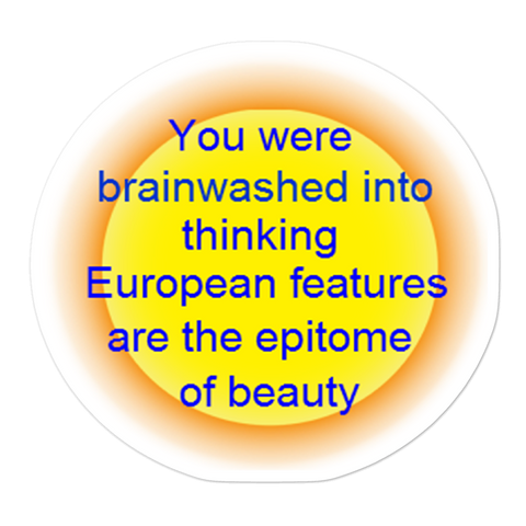 Brainwashed Sticker