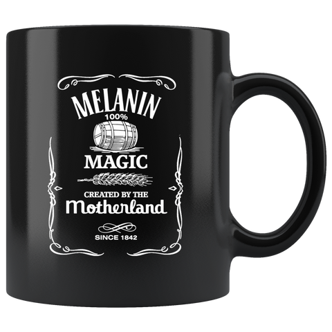 Melanin Whiskey Mug
