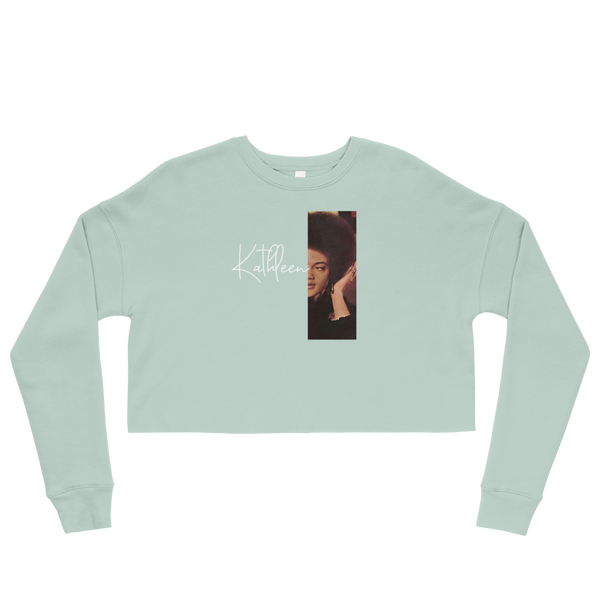 Kathleen Cleaver Cropped Sweatshirt