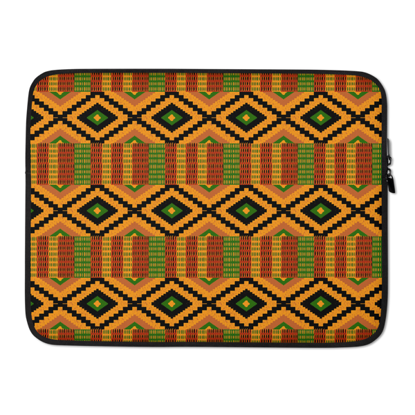 Kente Laptop Sleeve