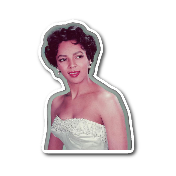 Dorothy Dandridge Sticker