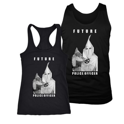"KKK ""Future Police Officer"" Tank Top"