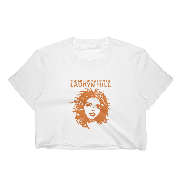 Miseducation Crop Top