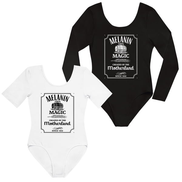 Melanin Whiskey Bodysuit