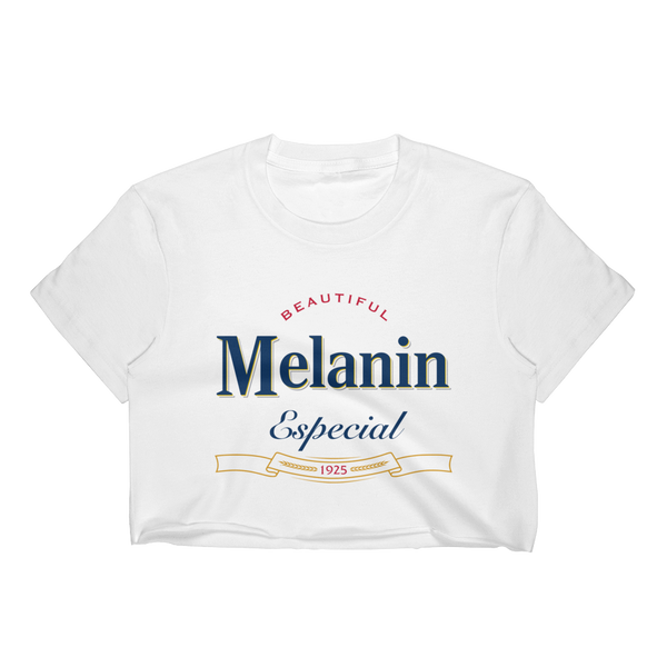 Melanin Especial Crop Top