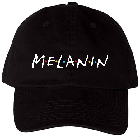 Friends Melanin Dad Hat
