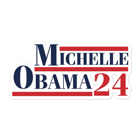 Michelle Obama 2024 Sticker