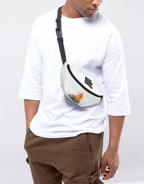 Respect Existence or Expect Resistance Fanny Pack