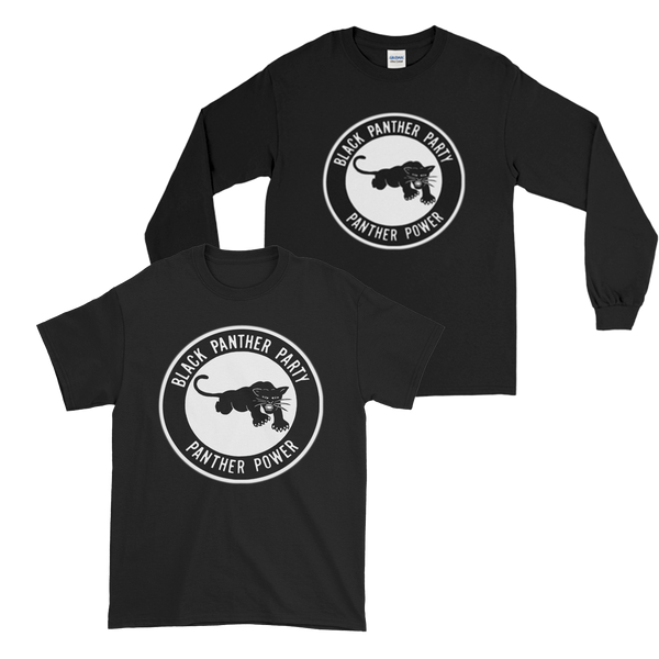 Black Panther Party Shirt