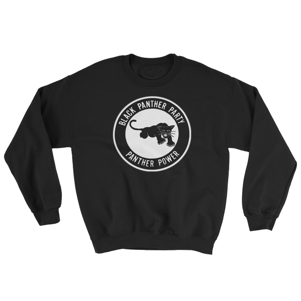 Black Panther Party Original Logo Sweatshirt